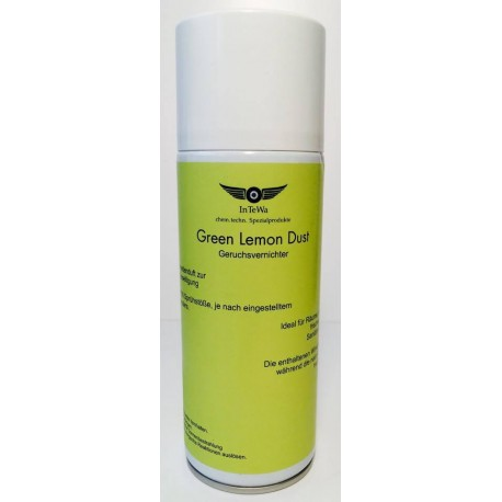 Green Lemon Dust